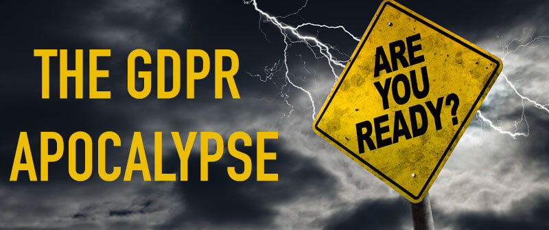 Is GDPR About to Cause a Backup Apocalypse?
