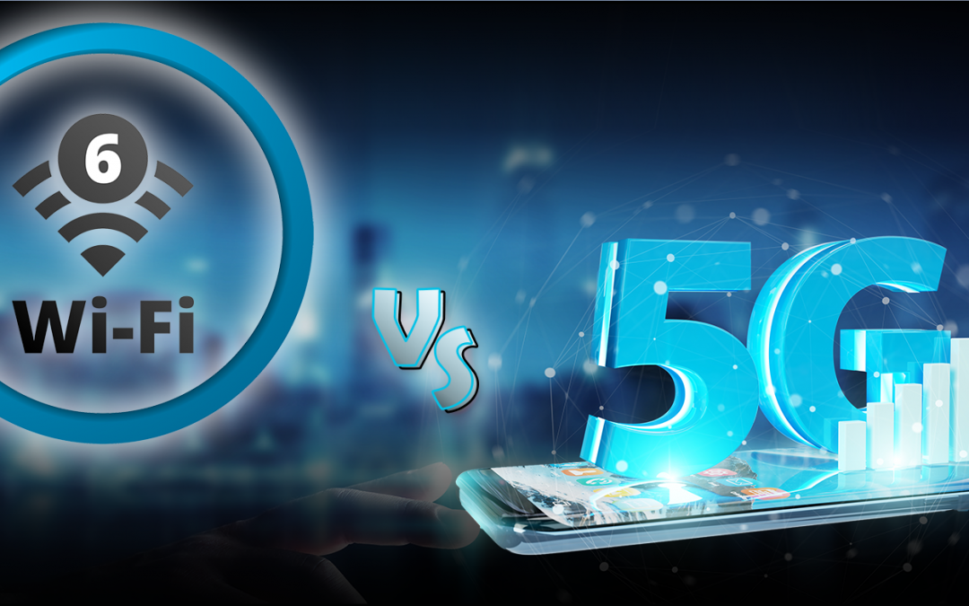 5G Vs. WiFi 6: What It Means for IoT