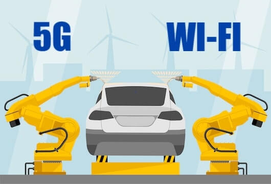 Will 5G Replace Wi-Fi on the Manufacturing Floor?